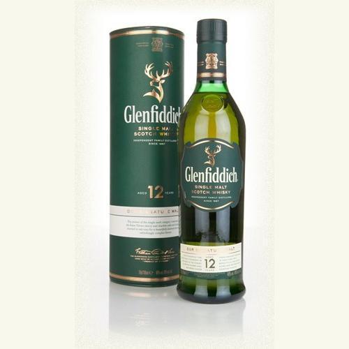 Glenfiddich 12Yr 750ml