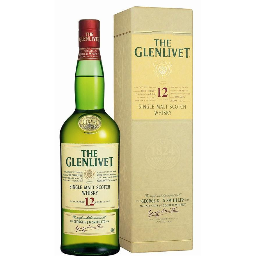 The Glenlivet 12Yr 1L