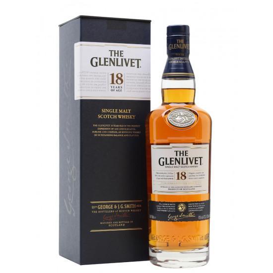 The Glenlivet 18Yr 750ml