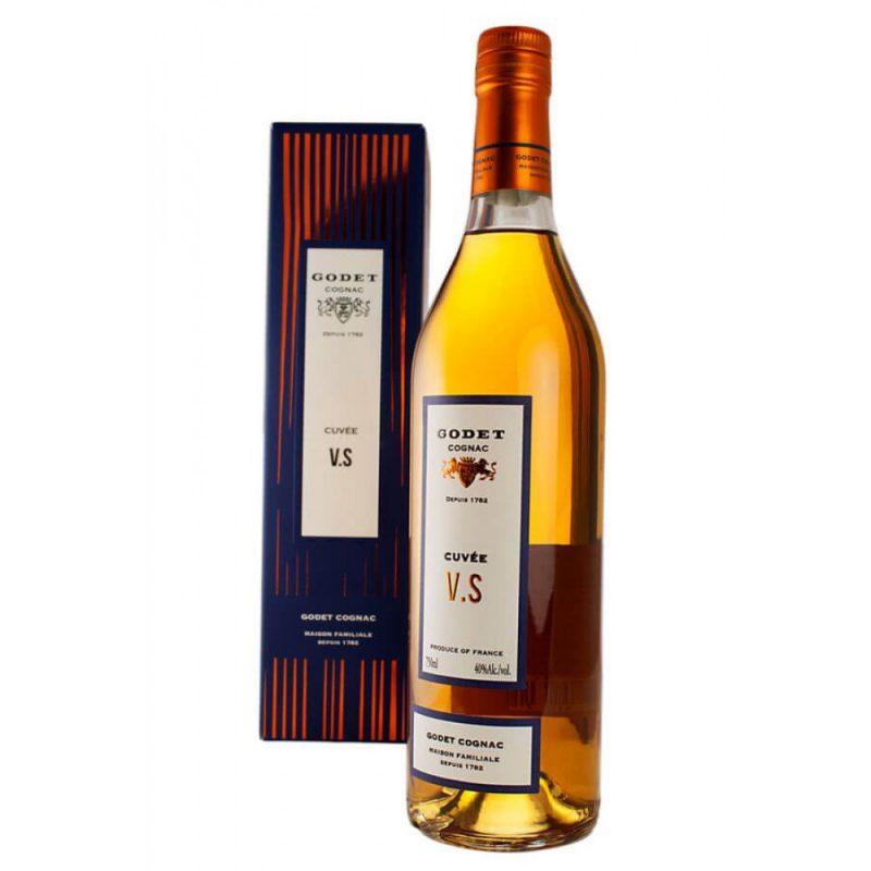 Godet Cuvee Vs Cognac 750ml
