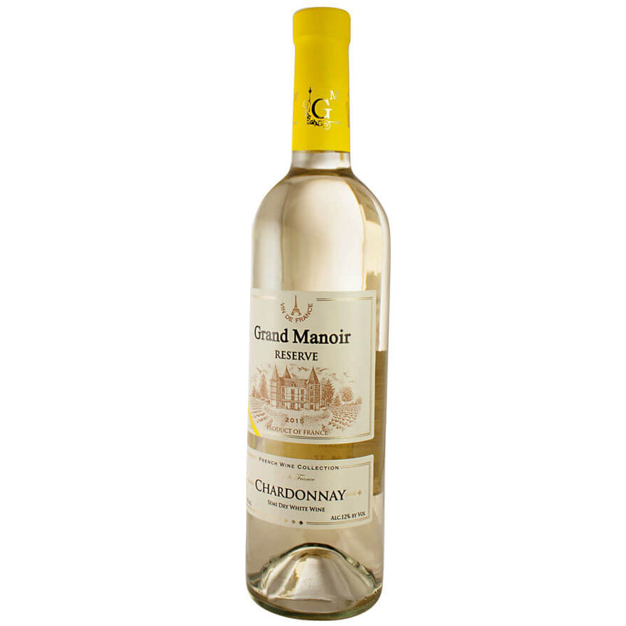 Grand Manoir Chardonnay 2015