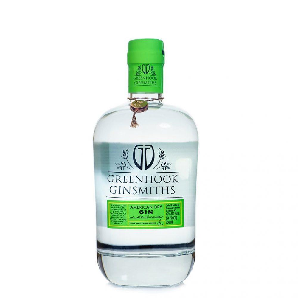 Greenhook Ginsmiths Gin 750ml