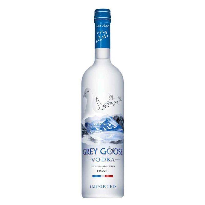Grey Goose Vodka Gift Set 1.75L