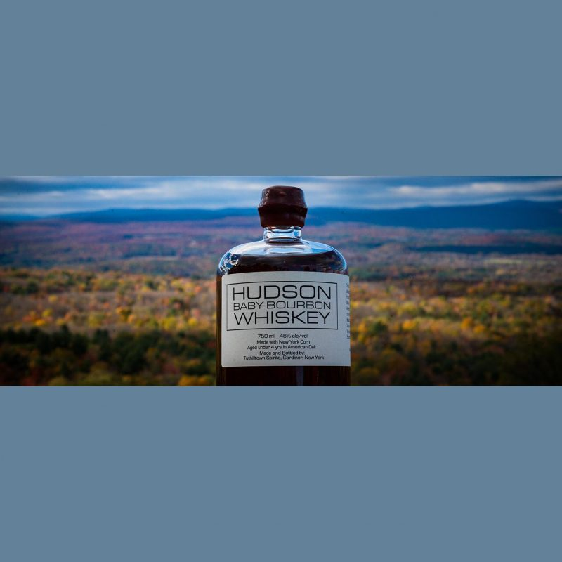 Hudson Baby Bourbon 750ml