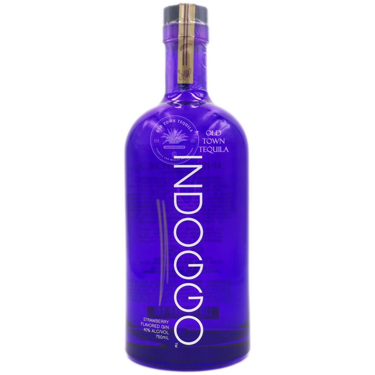 Indoggo Strawberry Gin