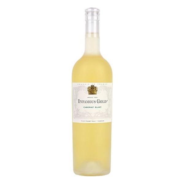 Infamous Gold Cabernet Blanc 750ml