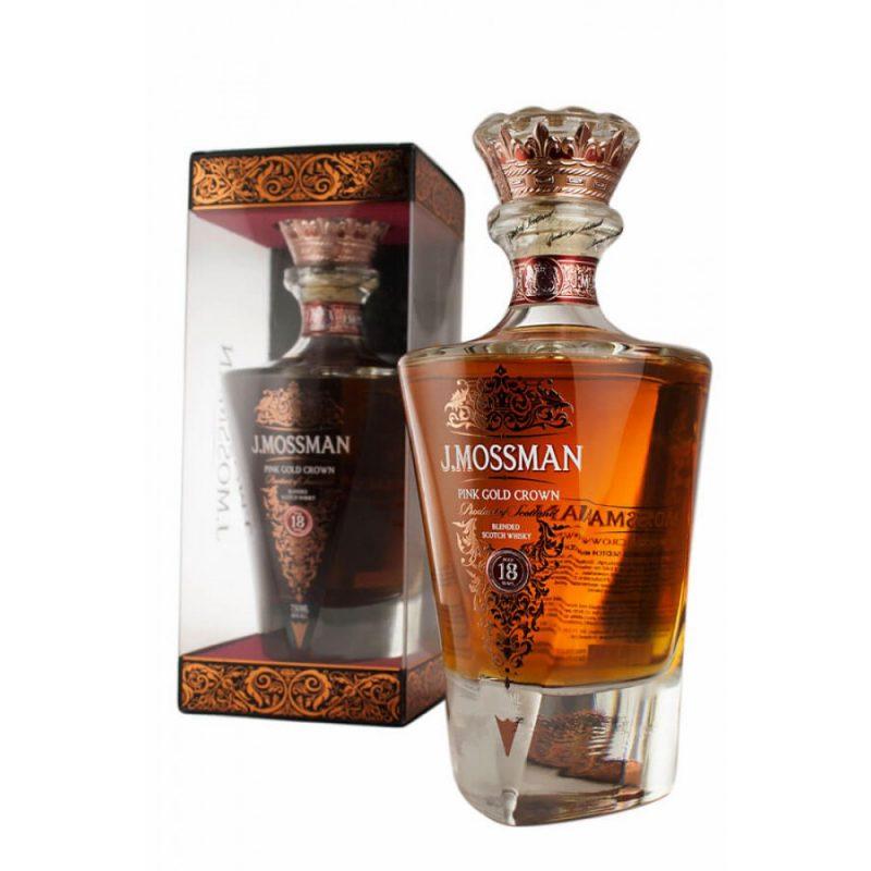 J. Mossman 18 Yr 750ml