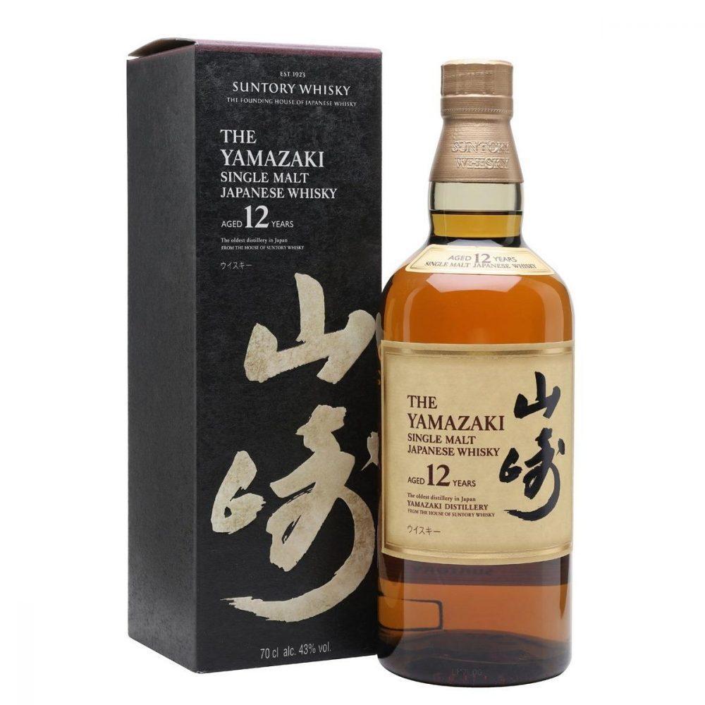 Suntory Yamazaki Single Malt 12 yr