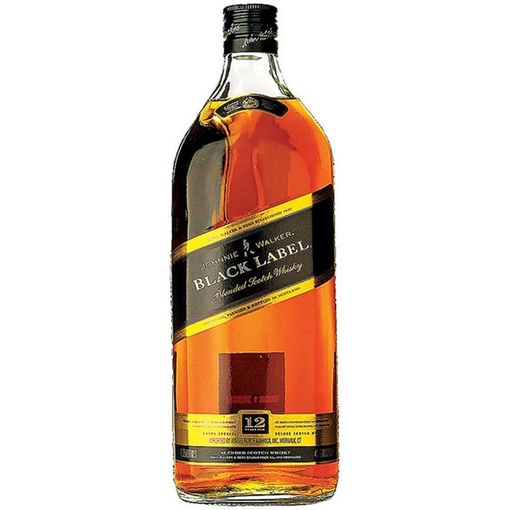 Johnnie Walker Black 1.75L