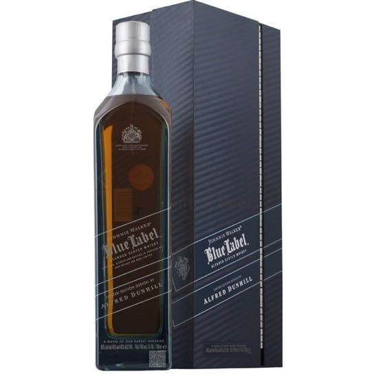 Johnnie Walker Blue Dunhill Limited 750ml