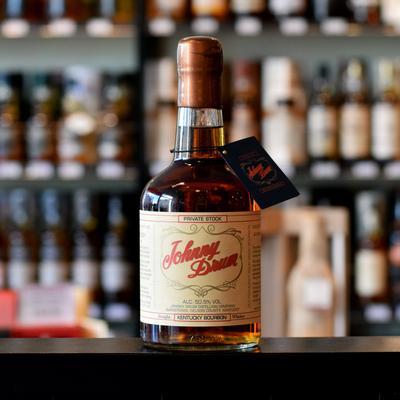 Johnny Private Stock Bourbon 750ml