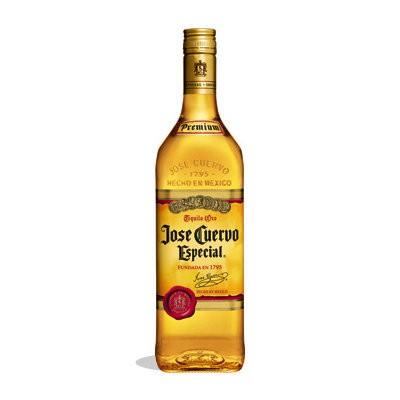 Jose Cuervo Tequila Gold 750ml
