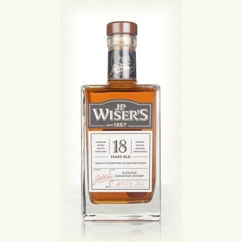 Jp Wiser's Canadian Rye 750ml