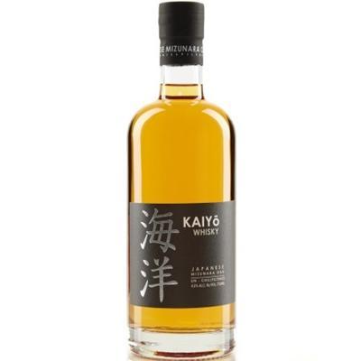 Kaiyo Japanese Malt Mizunara Aged 750ml