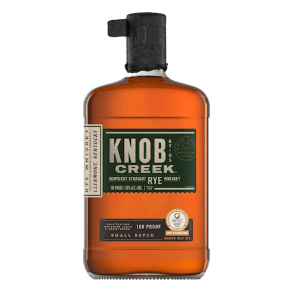Knob Creek Rye 750ml
