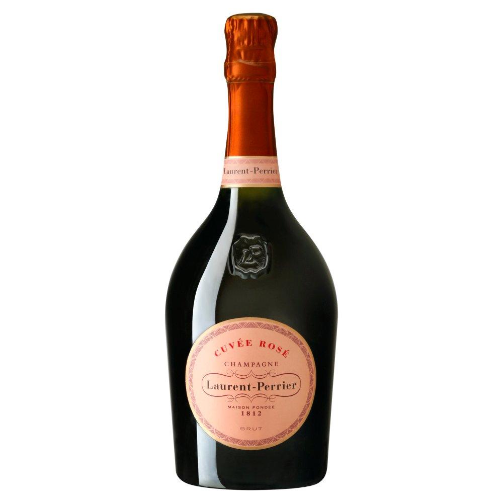Laurent Perrier Cuve Rose Brut Silhte 750ml