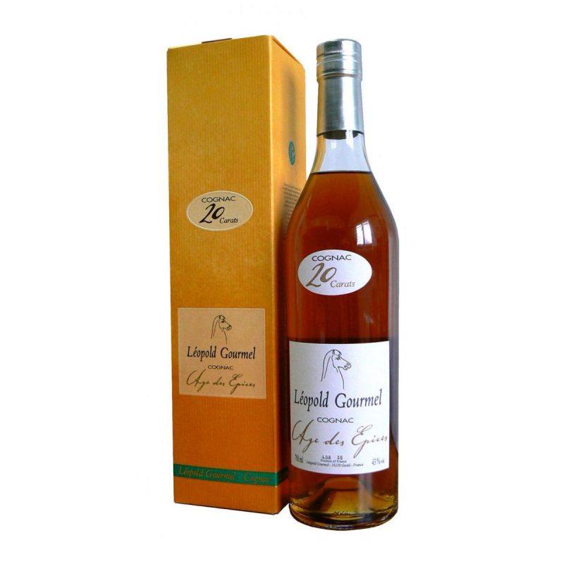 Leopold Gourmel Adf Cognac 750ml