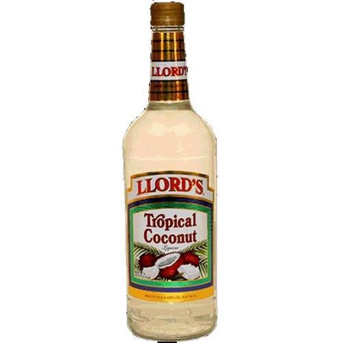 Llord's Tropical Coconut 1L
