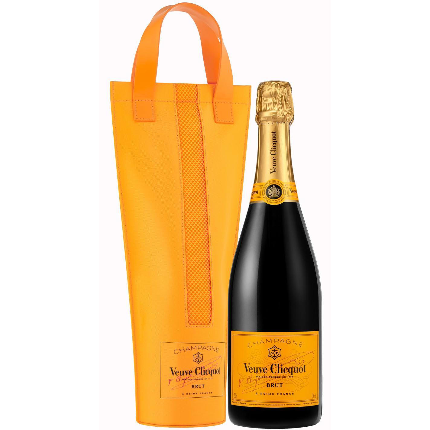 Veuve Clicquot Yellow Label Gift bag 750ml