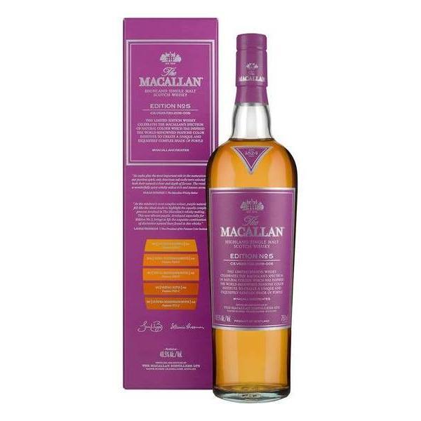 Macallan Edition No.5 750ml