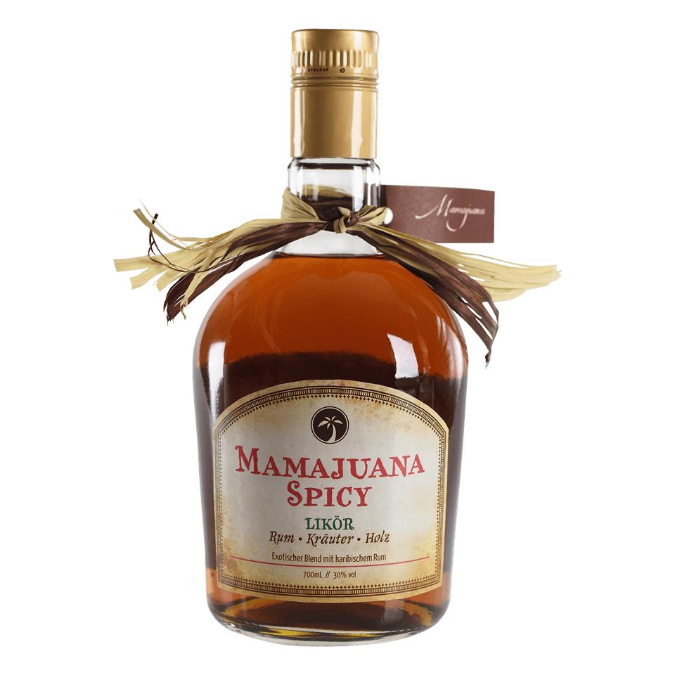 Mamajuana Spicy