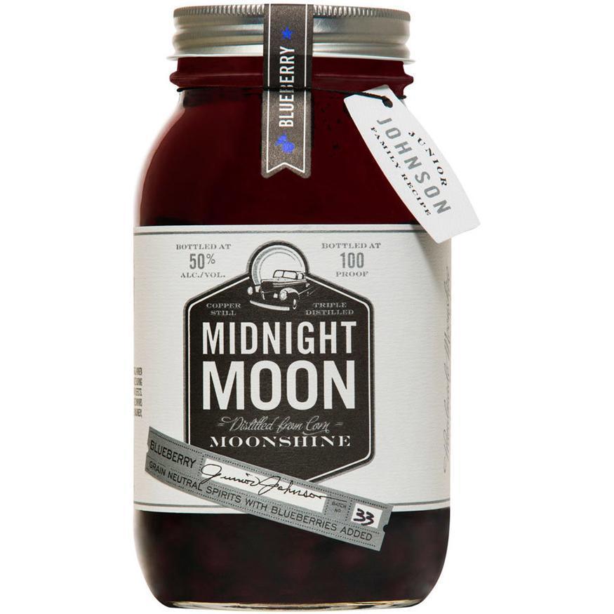 Midnight Moon Blueberry 100Proof