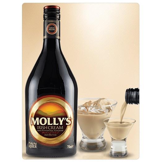 Mollys Irish Cream 1.75L