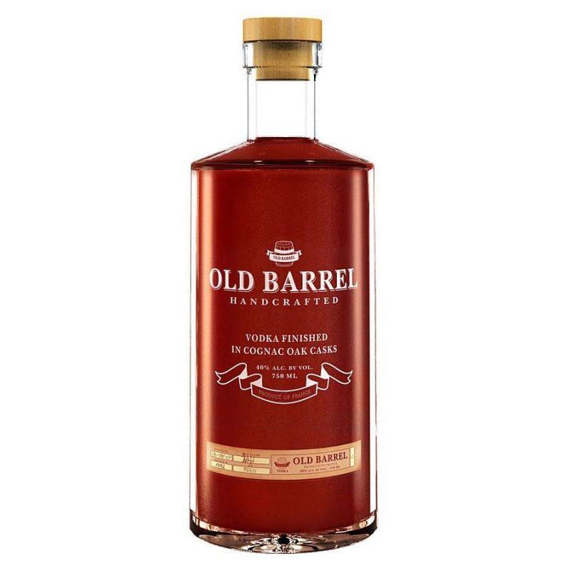 Old Barrel Vodka 750ml