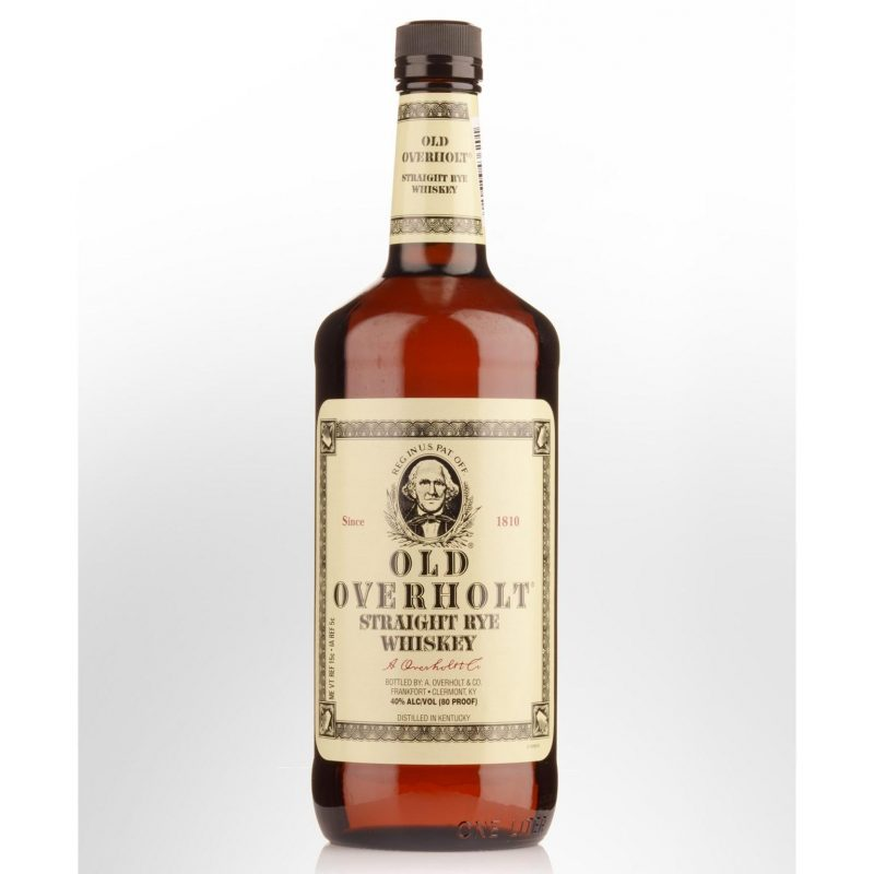 Old Overholt Straght Rye 1L