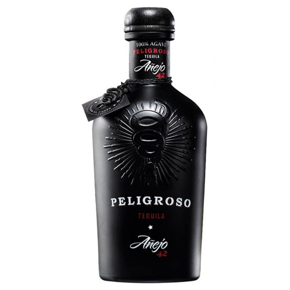 Peligroso Tequila Anejo  750ml