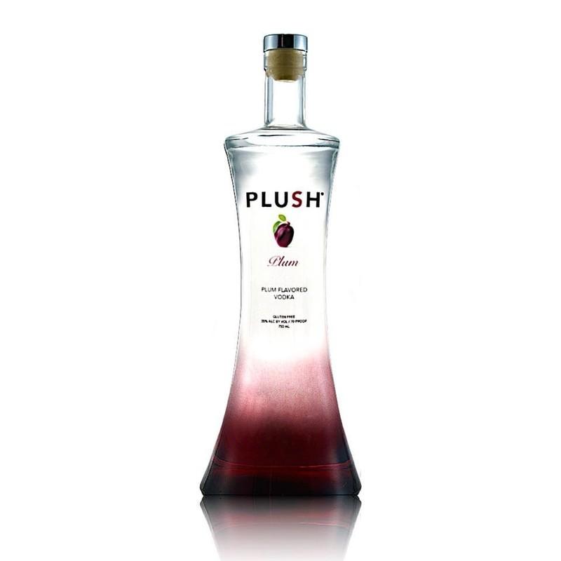 Plush Plum Vodka