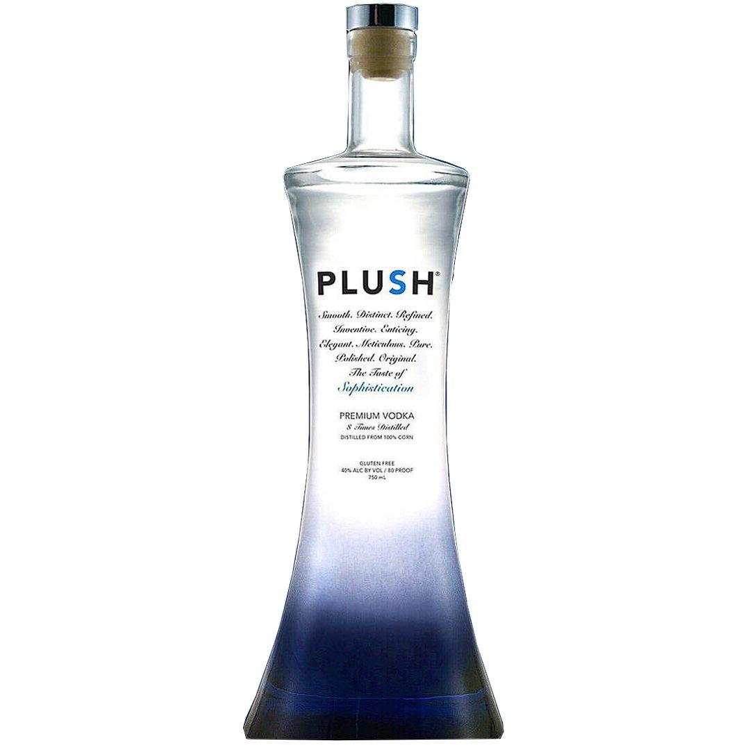 Plush Pure Vodka