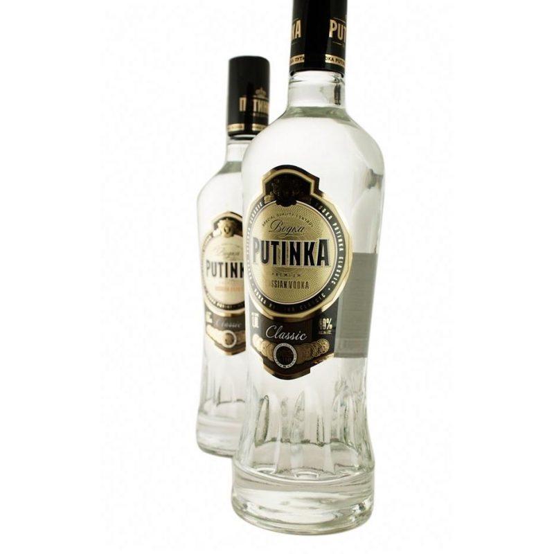 Putinka Le Vodka 750ml