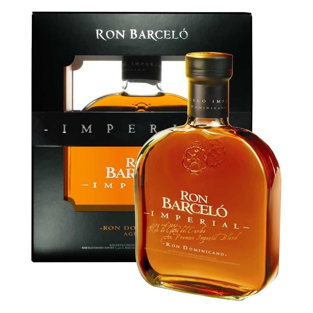 Ron Barcelo Rum Imperial Gift Set 750ml