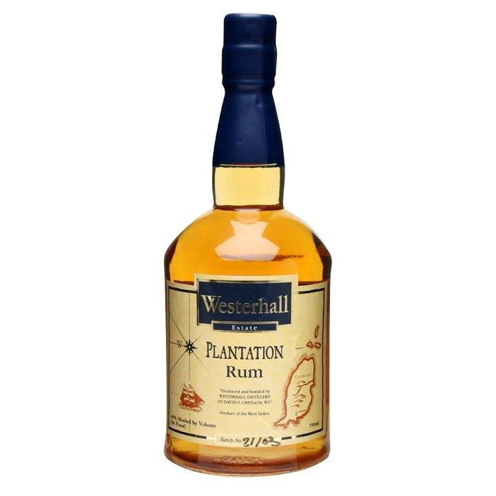Plantation Rum Westerhall