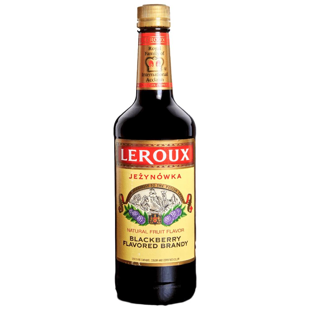 Leroux Blackberry Flavored Brandy 1L