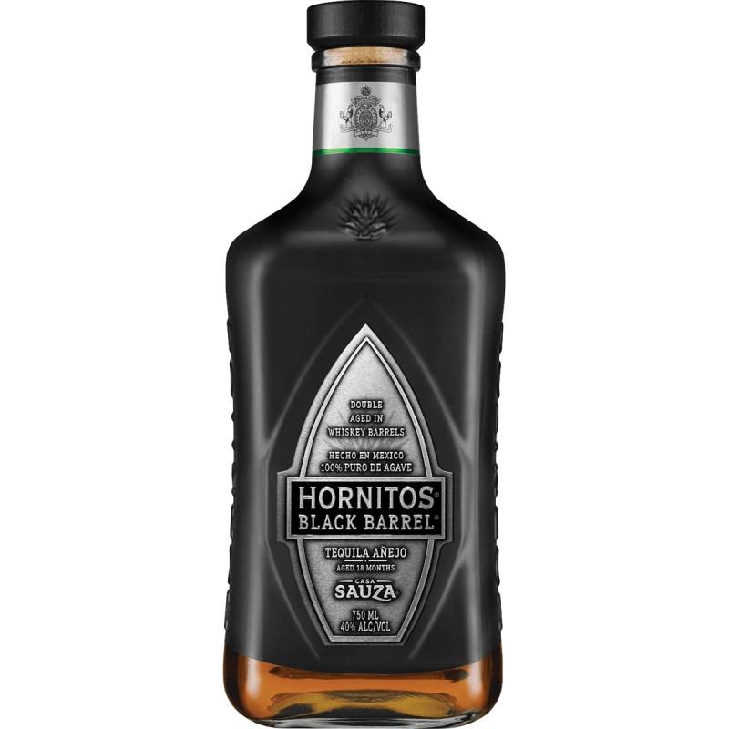 Sauza Hornitos Tequila Anejo Black 750ml