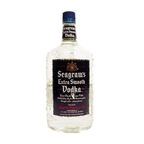 Seagrams Vodka Apple 1.75L
