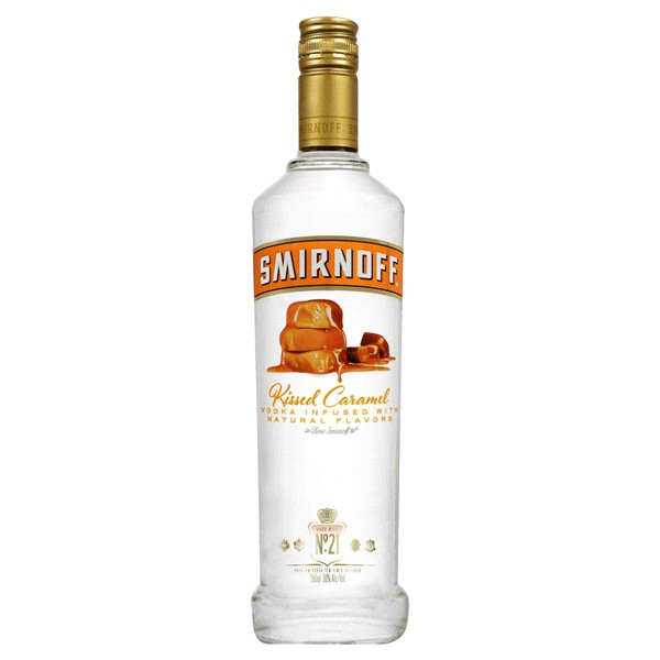 Smirnoff Caramel 1L