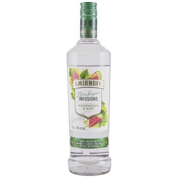 Smirnoff Infusion Watermelon Mint 750ml