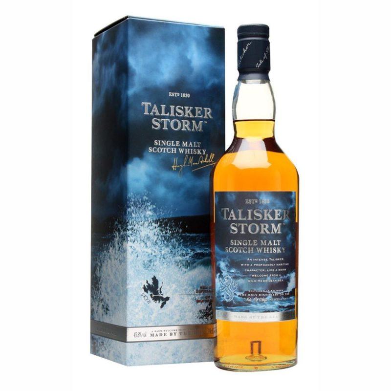 Talisker Storm 750ml