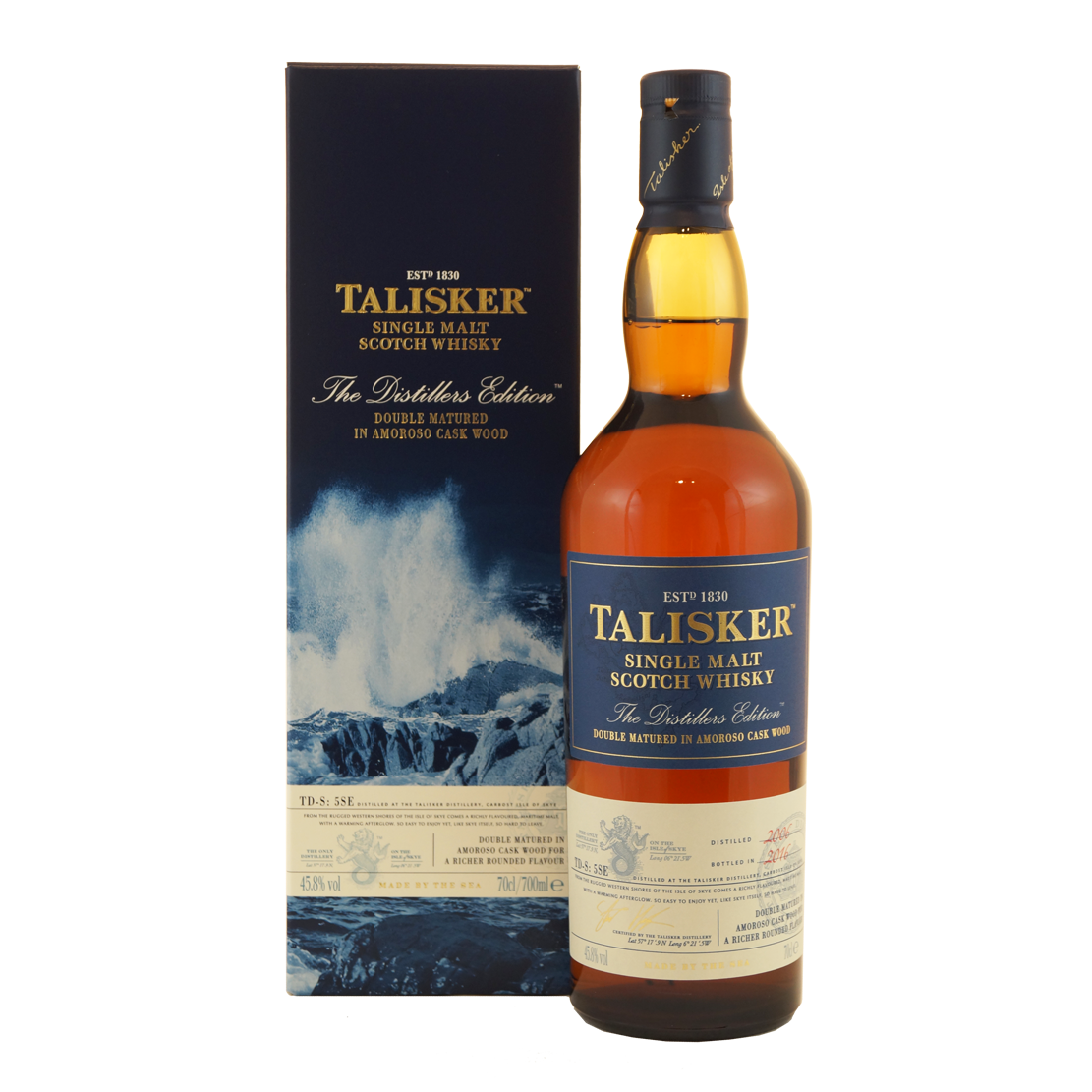Talisker The Distillers Ed Scotch Whiskey