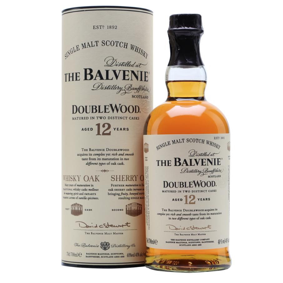 The Balvenie 12Yr Doublewd 750ml