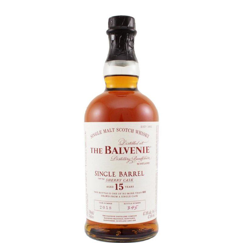 The Balvenie 15Yr