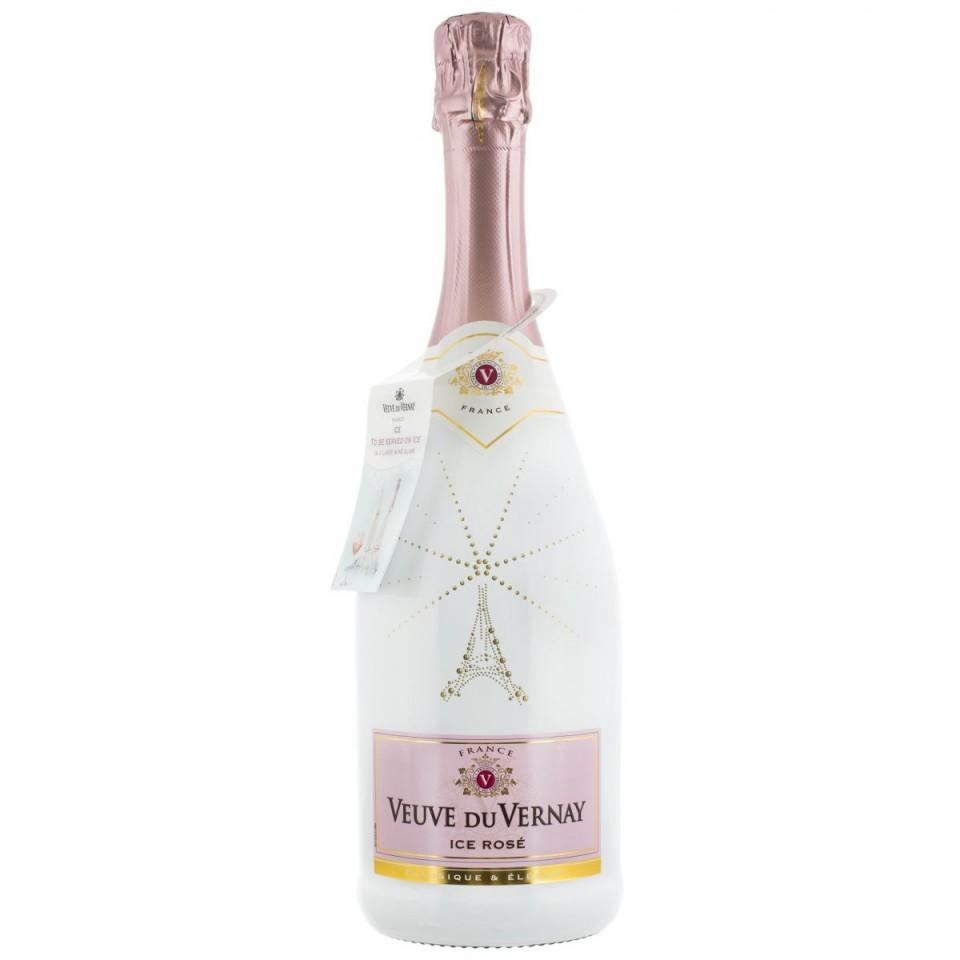 Veuve Clicquot Du Vernay Ice Rose 750ml