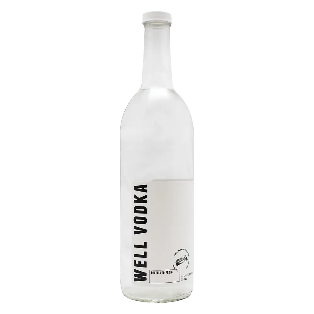 Common Well Vodka 1L