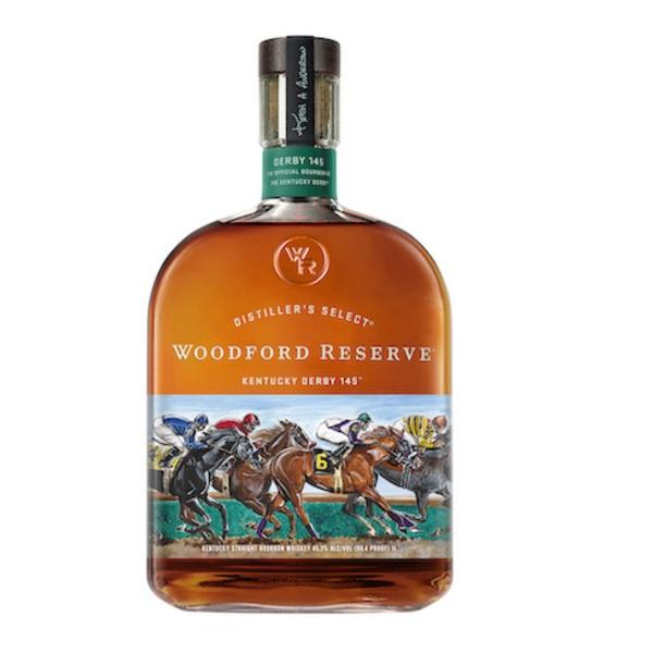 Woodford Reserve Derby Edition 1L
