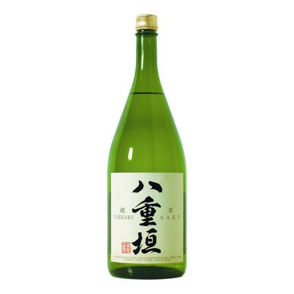 Yaegaki Junmai Sake 750ml