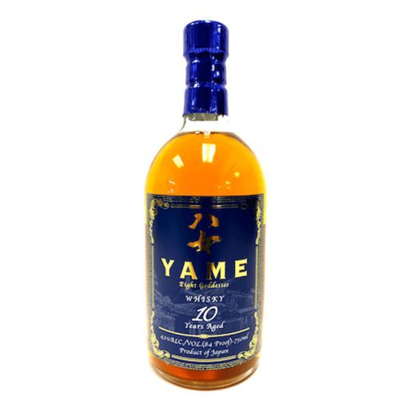 Yame Eight Goddesse Japanese Whisky 10 Y